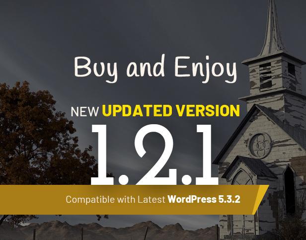 Deeds2 - Religion and Church WordPress Theme - 1