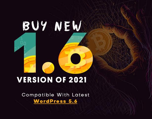 Draaz - Cryptocurrency and Flooring Multipurpose Business WordPress Theme - 1