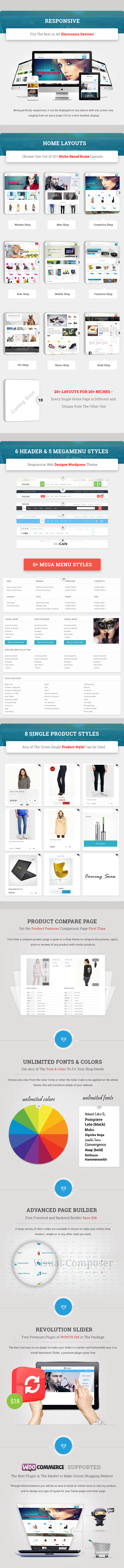 Ducan - Start An Online Store with WooCommerce WP Theme - 2