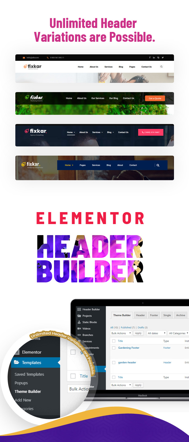 FixKar - A Services WordPress Theme - 3